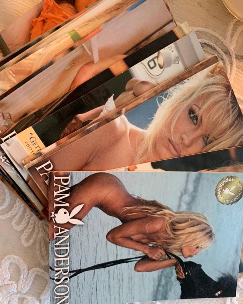 Pamela Anderson y Lily James en el biopic que esperabas