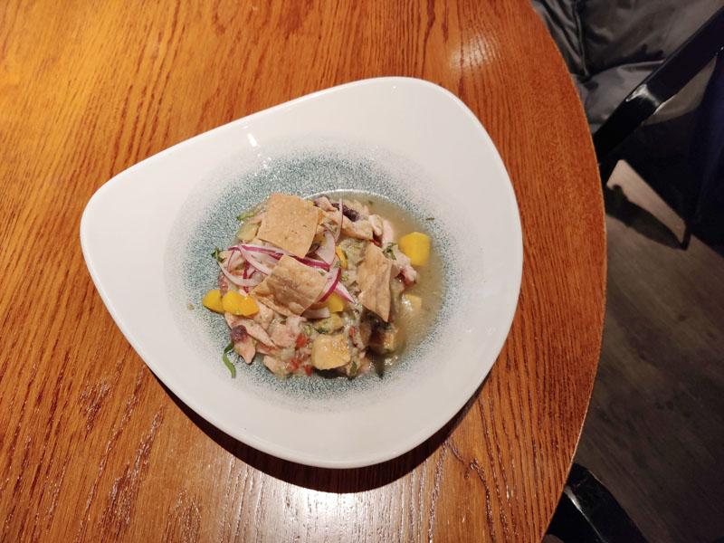 Restaurante Diurno: Menú y brunch especial Navidad