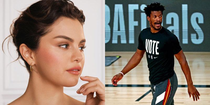 ¿Selena Gomez y Jimmy Butler son pareja?