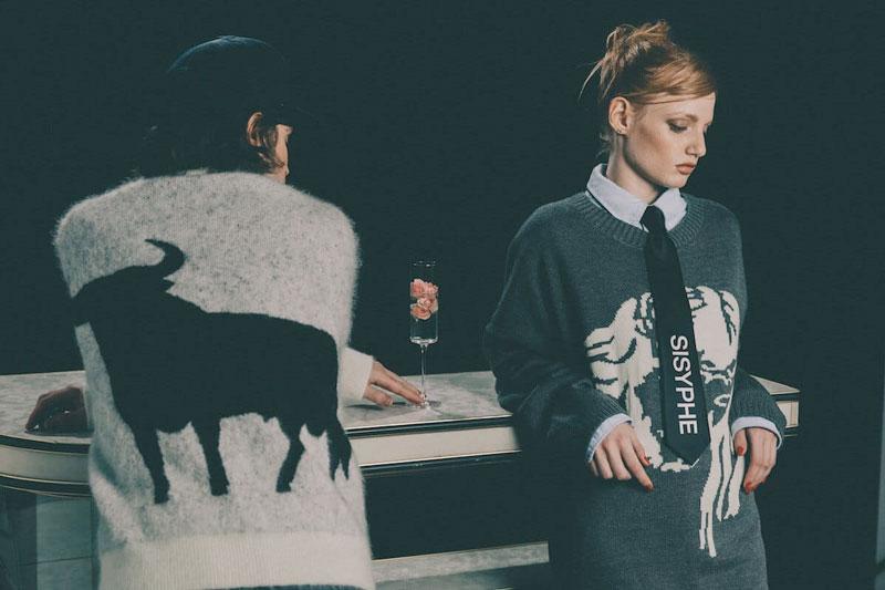 Sisyphe 2021, moda, cine y literatura de los 90