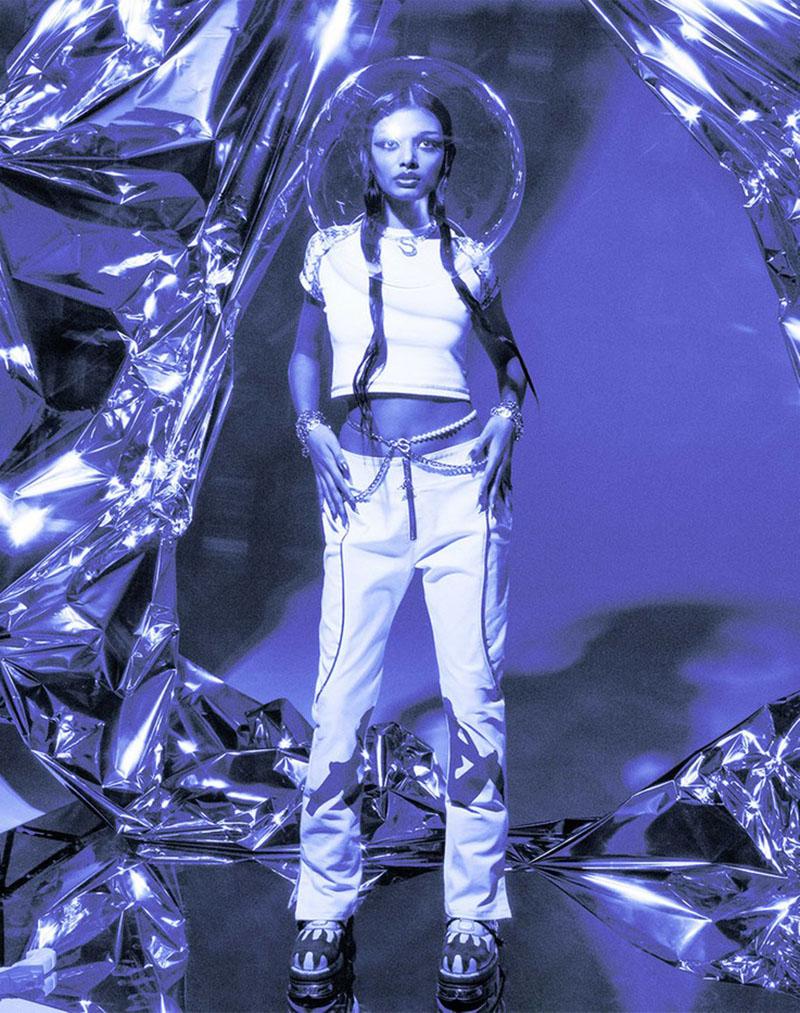 Sita Abellán colabora con Kappa en una nueva cápsula