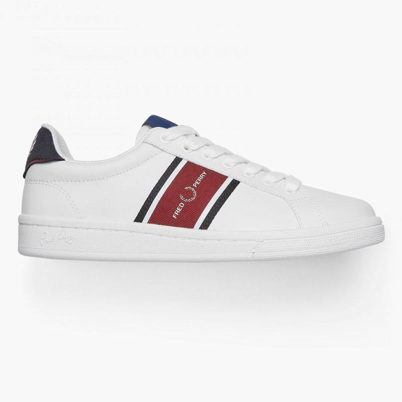 Las tenis Fred Perry B721 y el streetwear británico