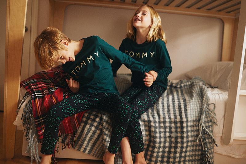 Reinventa las tradiciones con Tommy Hilfiger Holiday 2020