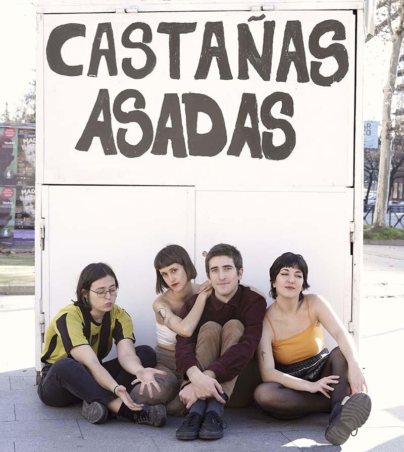 Aiko el Grupo: pop punk a la madrileña