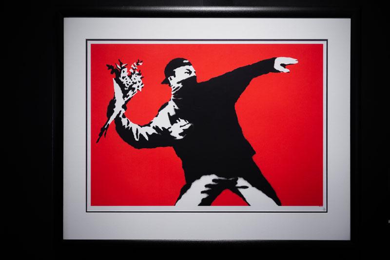 Banksy: la exposición del CBA, entre el éxito y la polémica