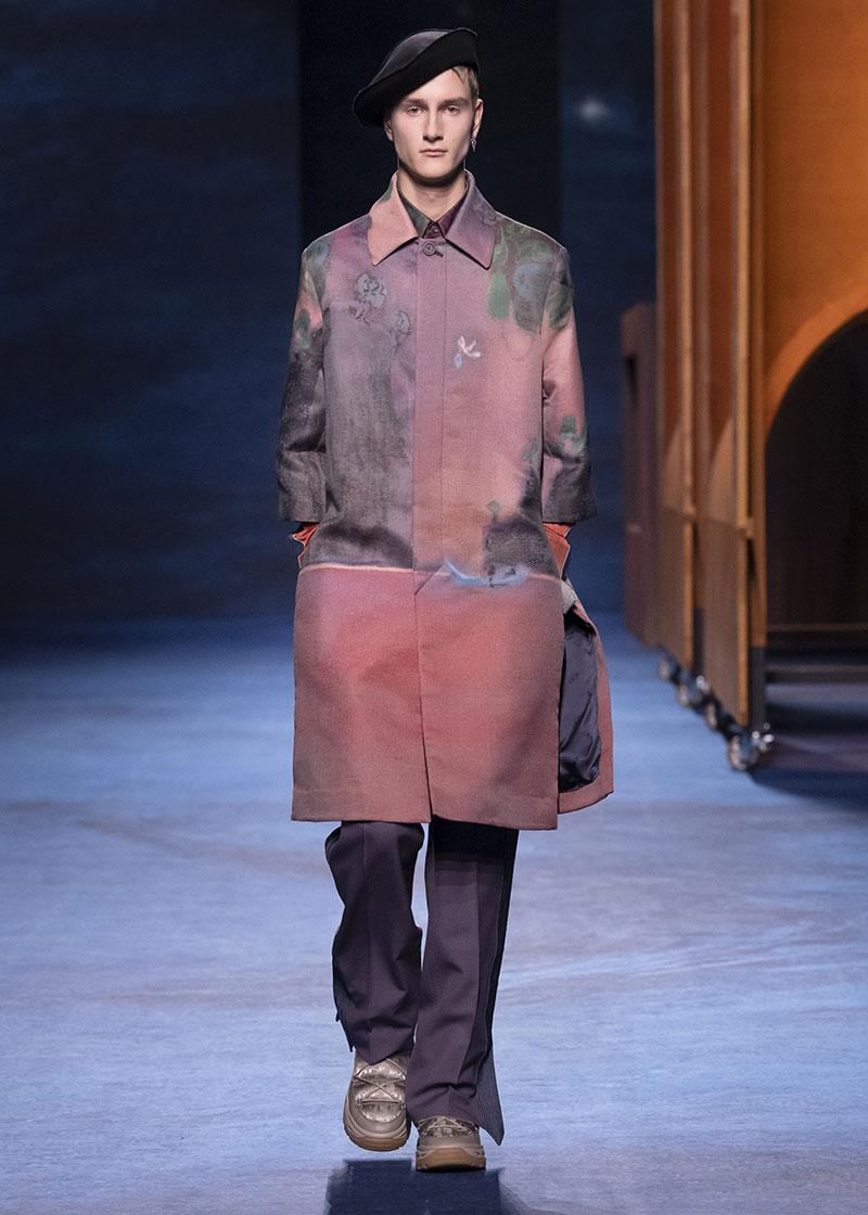 Dior Men's FW21 en Paris Fashion Week