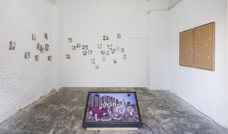 '20vingut' de Jaume Clotet en el espacio 17m2 etHALL