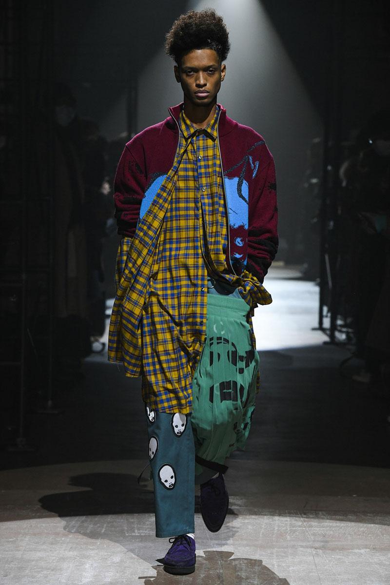 Kidill FW21 en Paris Fashion Week