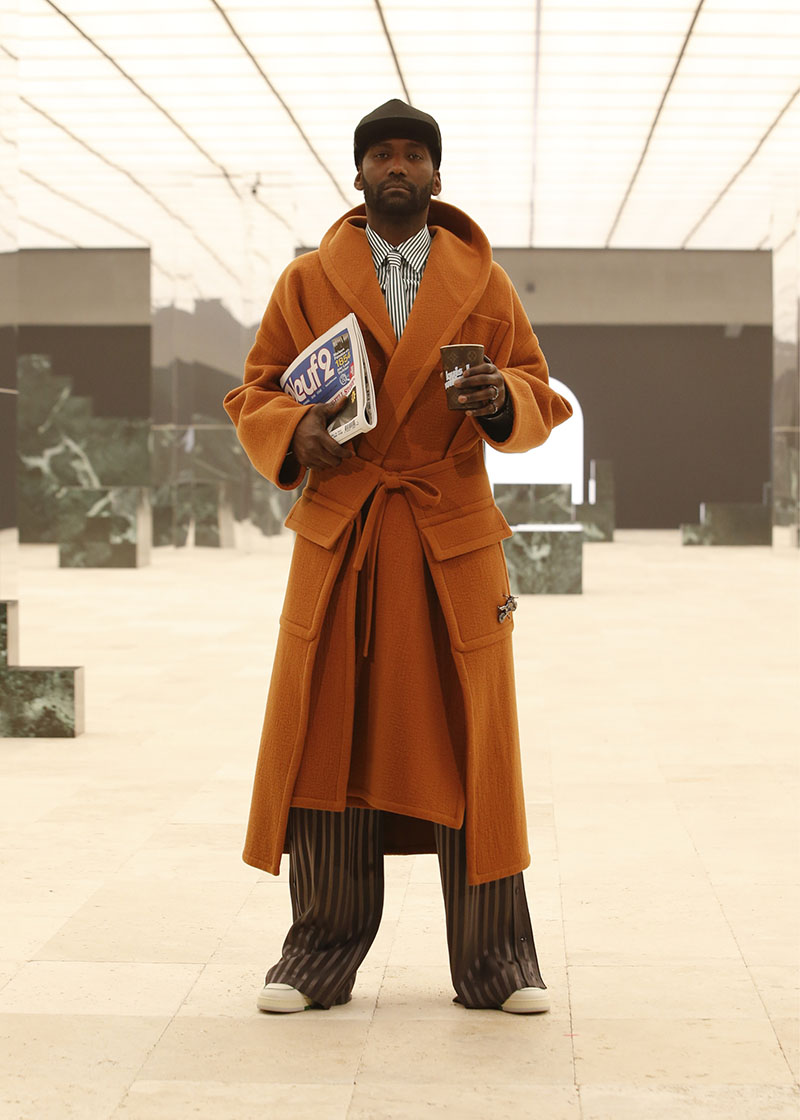 Louis Vuitton FW21 Men's en Paris Fashion Week
