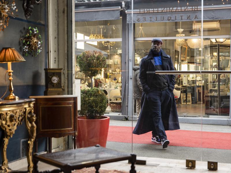 Lupin regresa con una serie protagonizada por Omar Sy