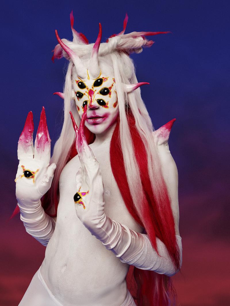 Onyx, identidad alienígena queer para cuestionar lo humano
