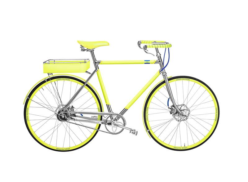La Primera Bicicleta de Louis Vuitton