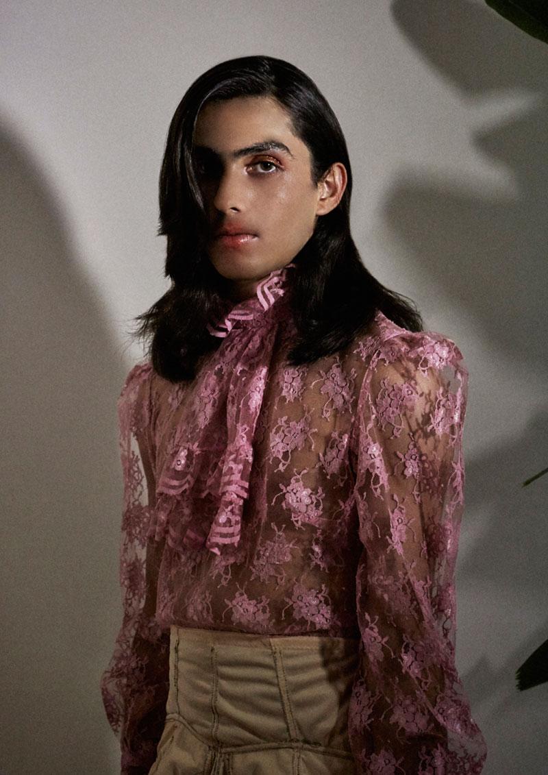 Fotografía de moda por Jaime Chez y Alejandra Acosta