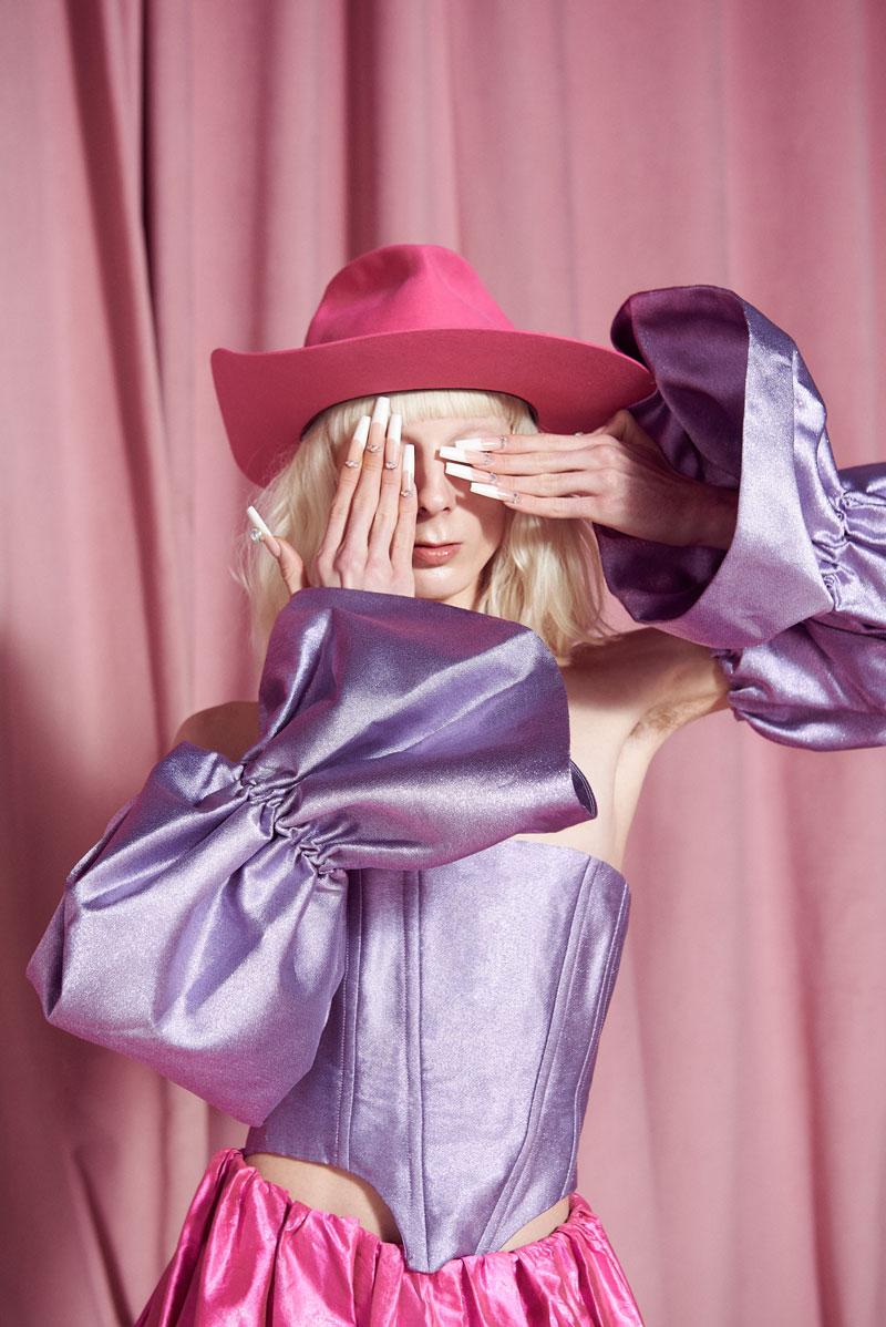 Fotografía de moda por Leire Cavia y Amaia Olmedo