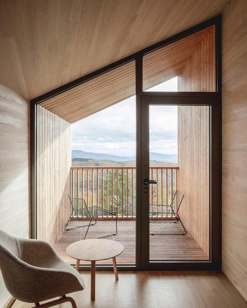 Hotel ecológico 48° Nord y el turismo holístico