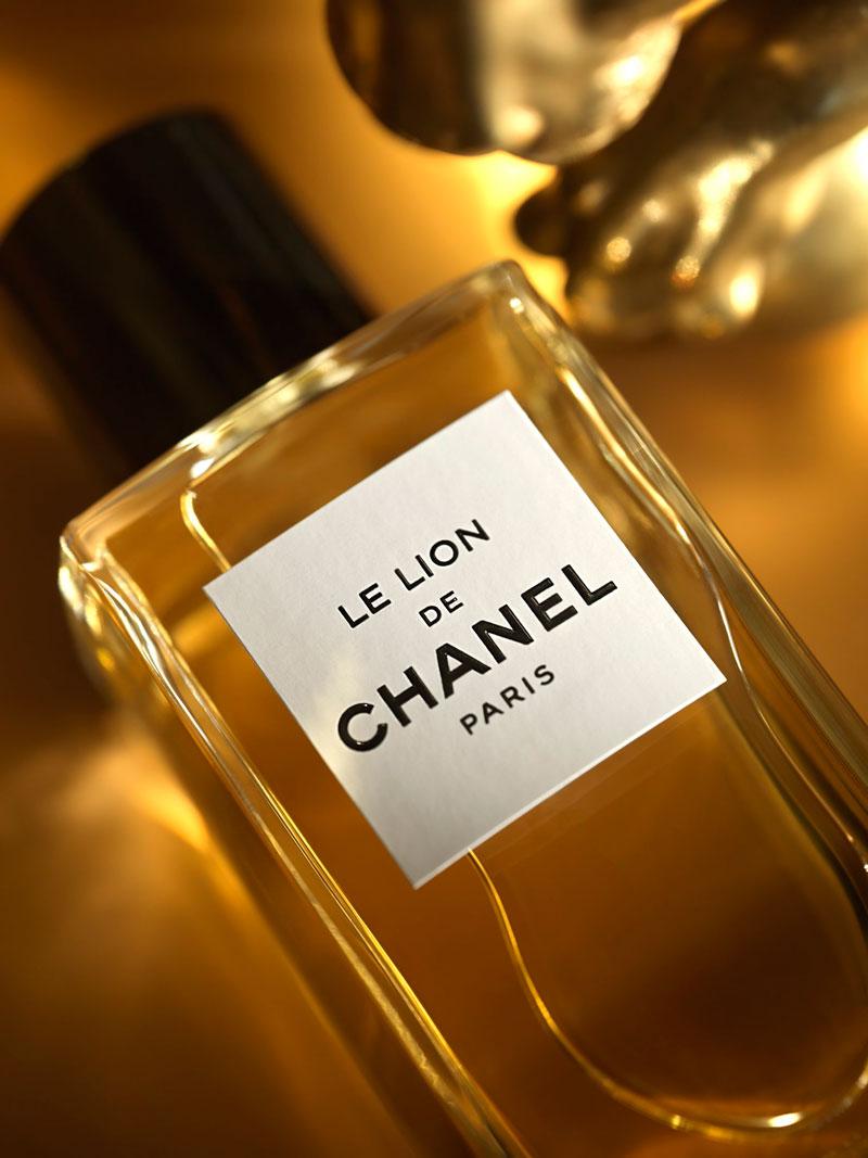 Nueva fragancia Chanel: Le Lion