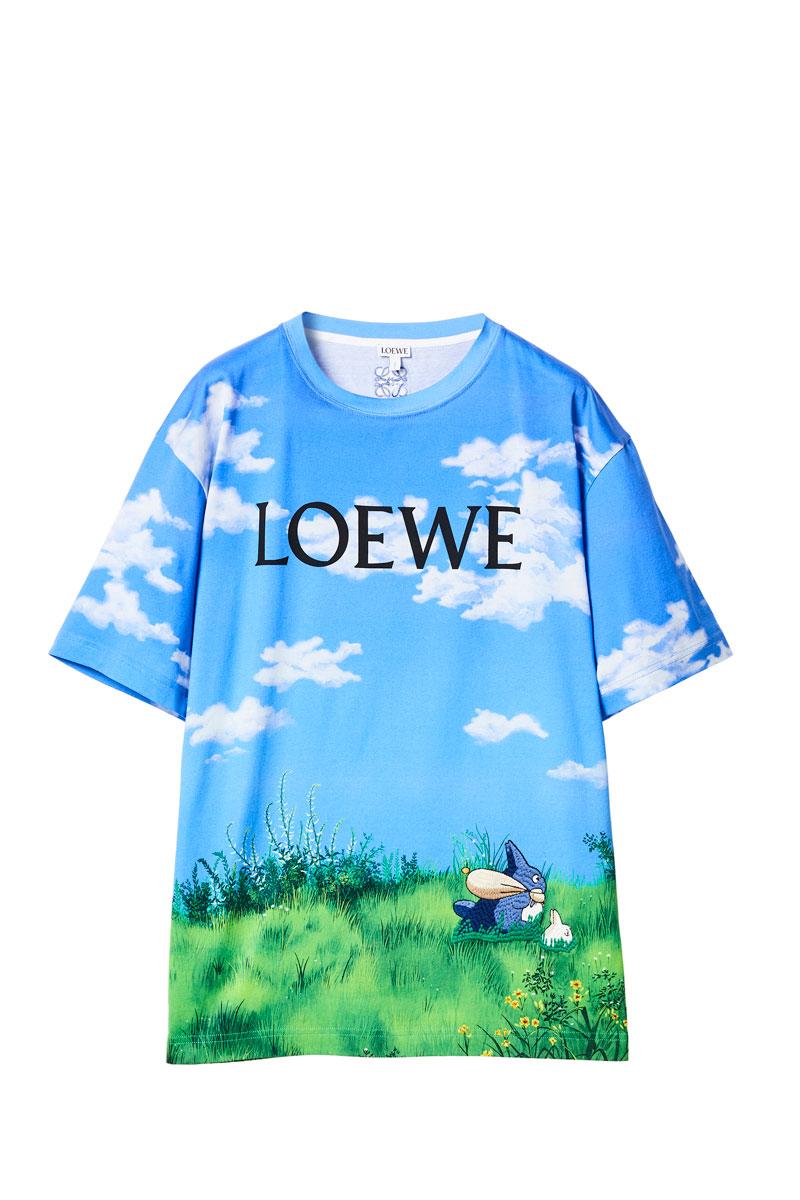 Colaboracion de culto: Loewe x Mi Vecino Totoro