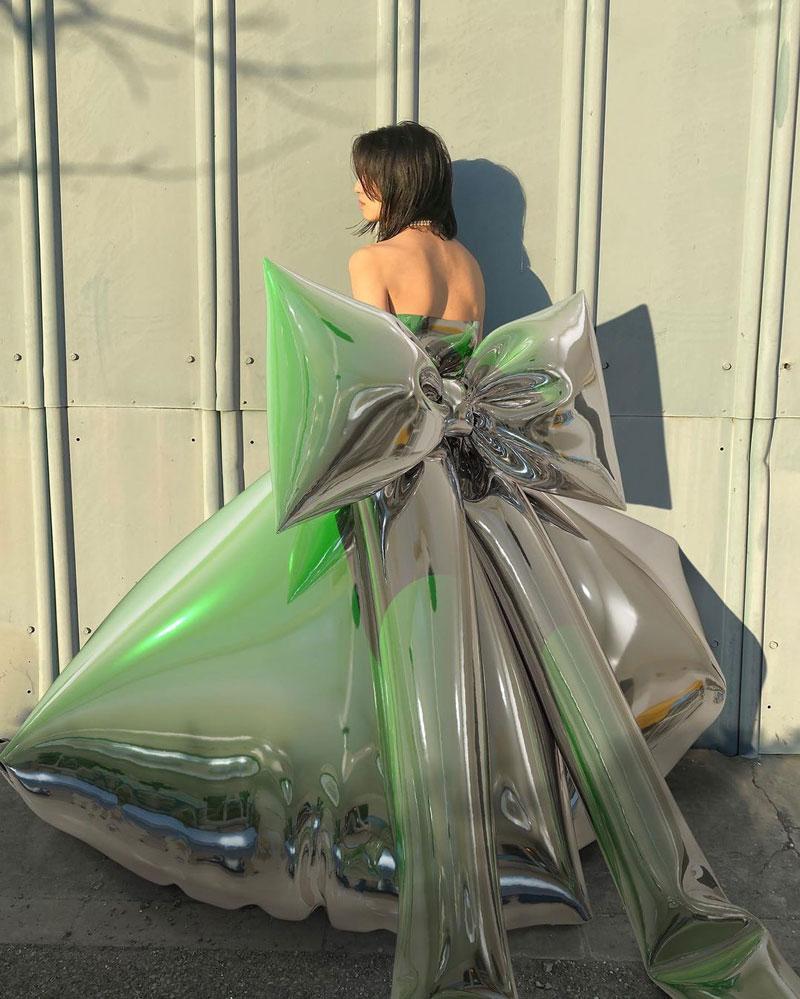 Moda Instagrameable Virtual en 3D: Tribute Brand