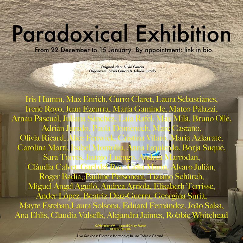 Paradoxical Exhibition: de la maqueta a la vida real