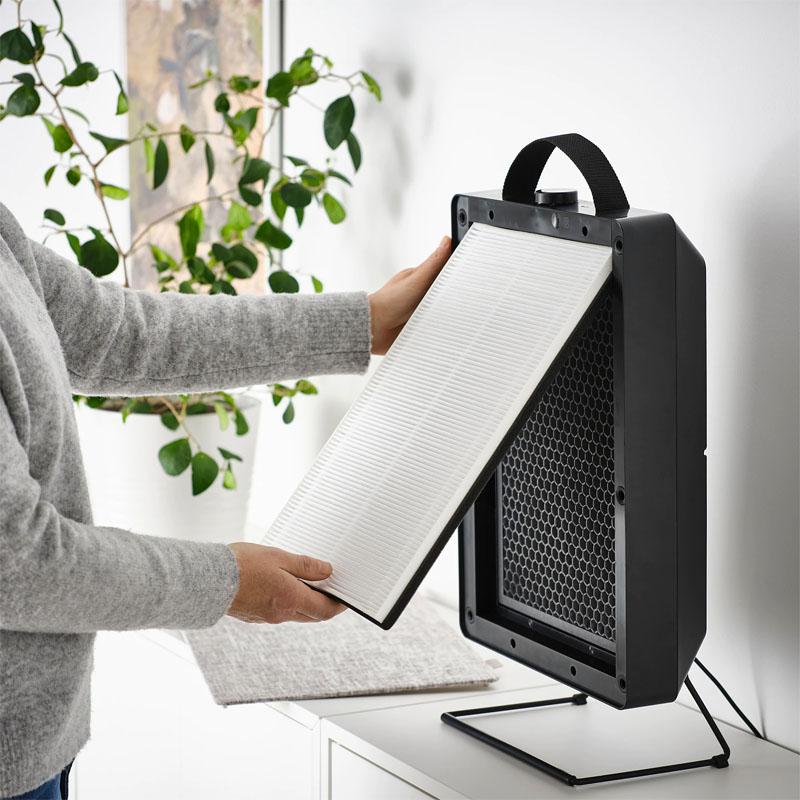 Purificador de aire de Ikea: todo lo que hay que saber