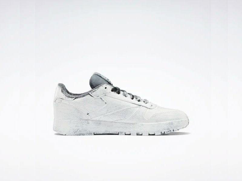 Reebok x Maison Margiela: Sneakers Classic Leather Tabi
