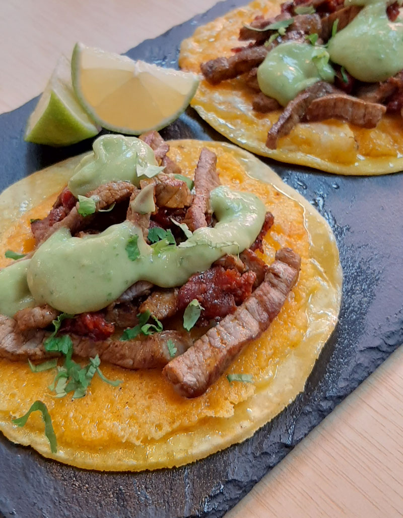 Restaurante Mexicano Cutzamala: Delicada y sabrosa cocina