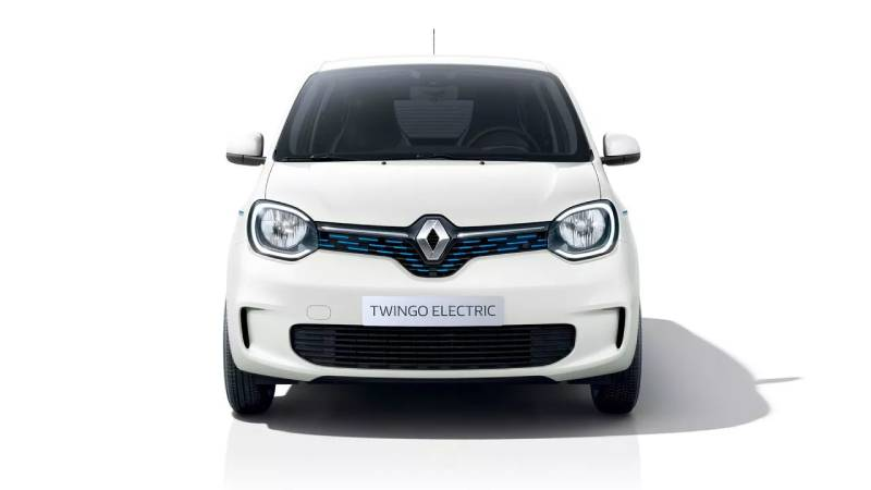 Twingo Electric, un órdago para la urbe