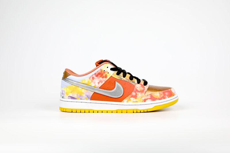 Zapatillas para foodies Nike Dunk Low Street Hawker