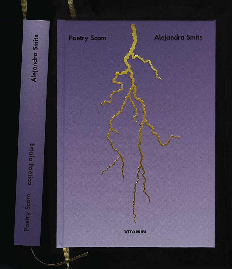 Alejandra Smits, poesía más allá del verso escrito.