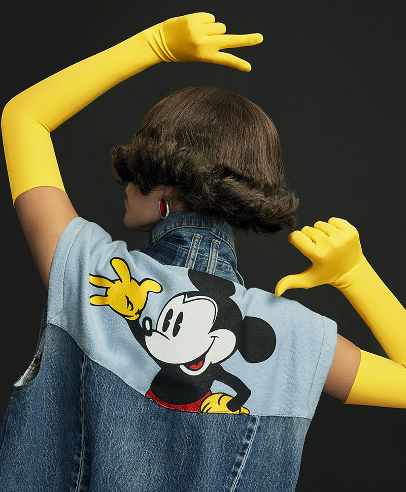 Desigual y Mickey Mouse unidos una vez más por la nostalgia