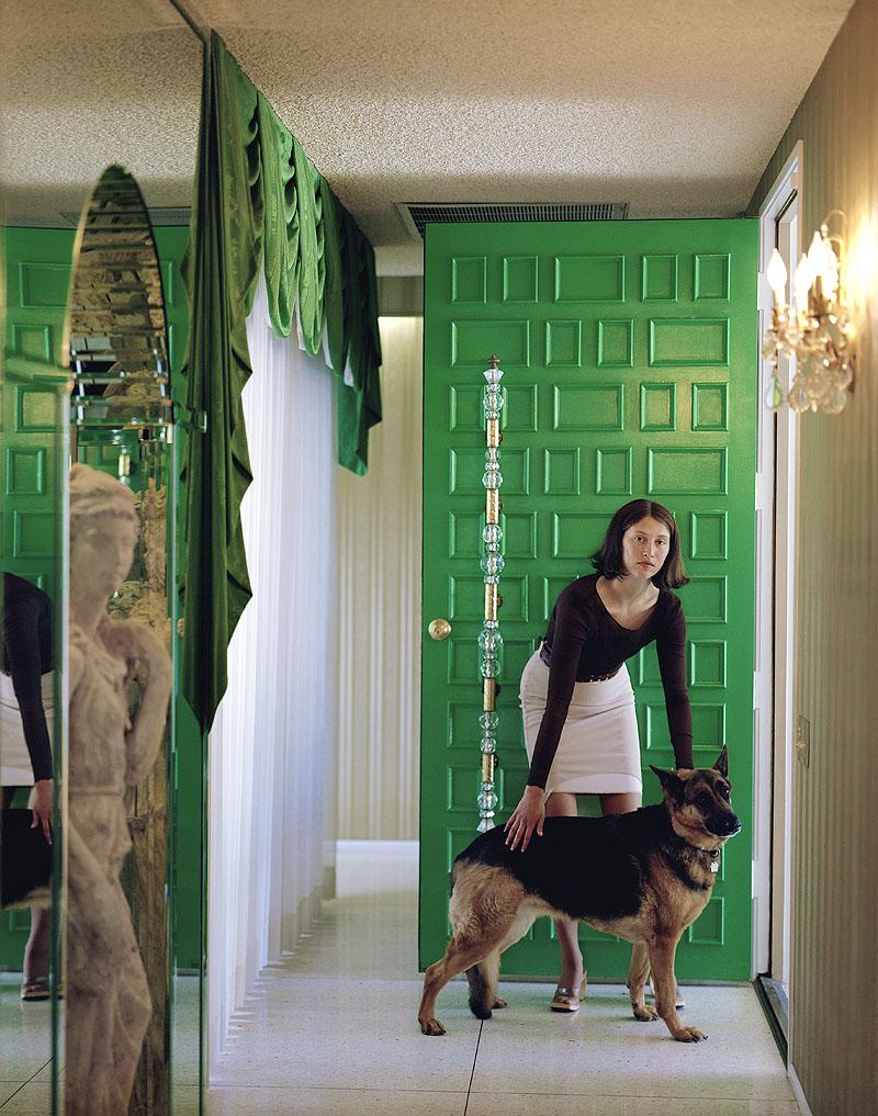 Ilona Szwarc. Tutoriales de caracterización canina