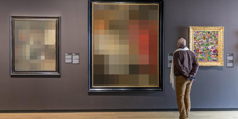 'La Gran Conspiración' exposición en el espacio virtual
