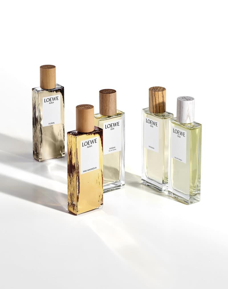 El arcoíris olfativo de Loewe Perfumes