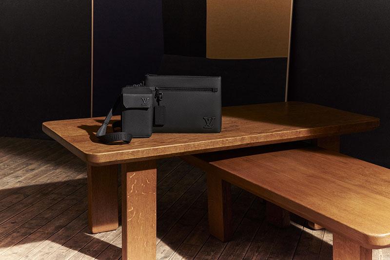La nueva linea de marroquinería de Louis Vuitton: Aerogram