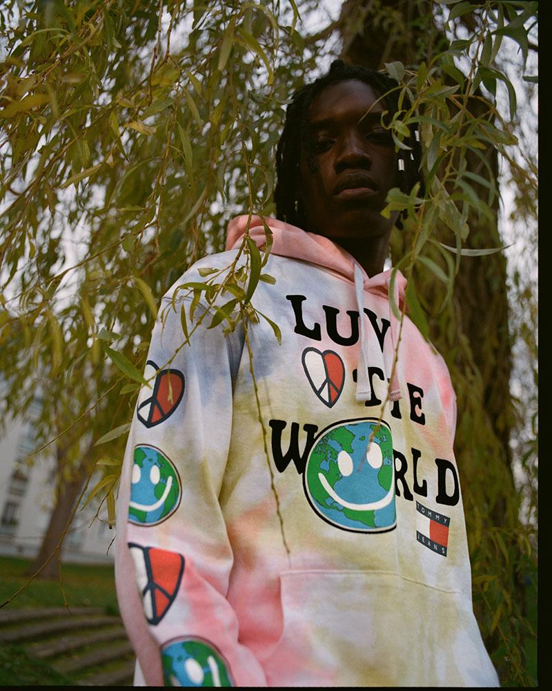 Luv the 🌍 es la colección sostenible de Tommy Jeans