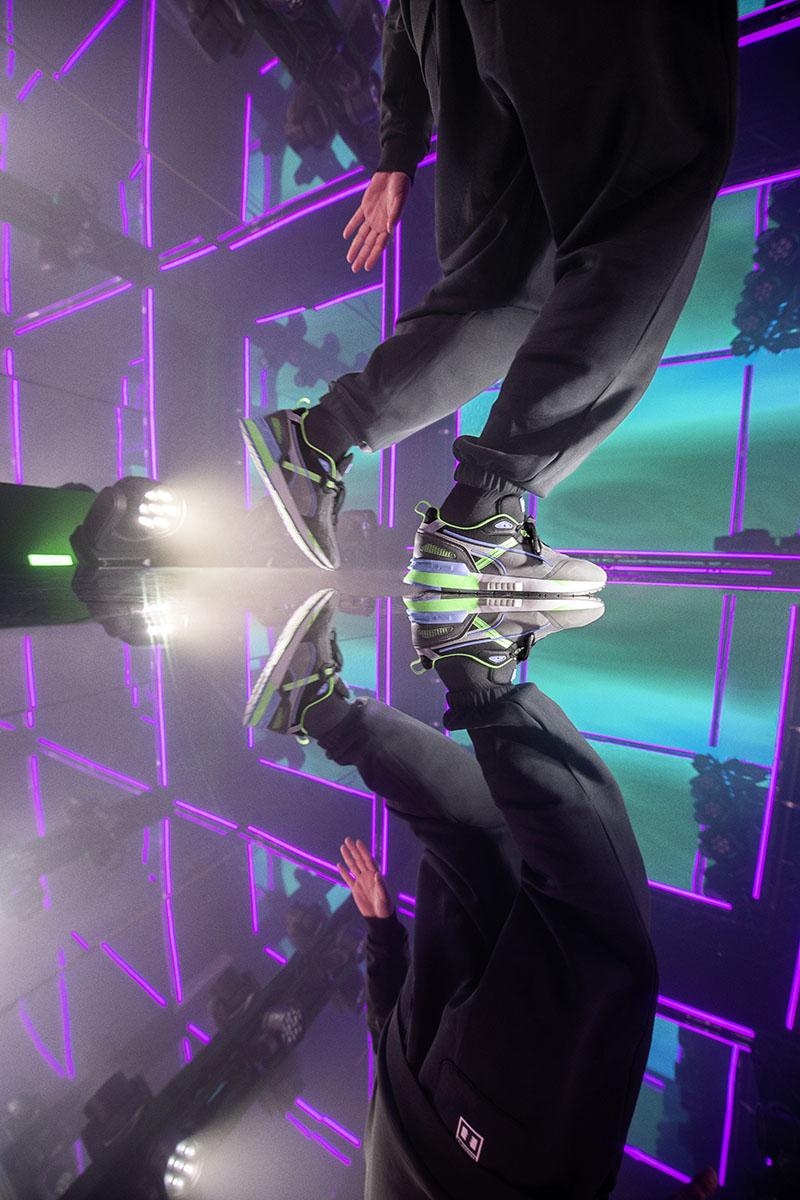 Puma y DJ Snake presentan las nuevas Mirage Tech
