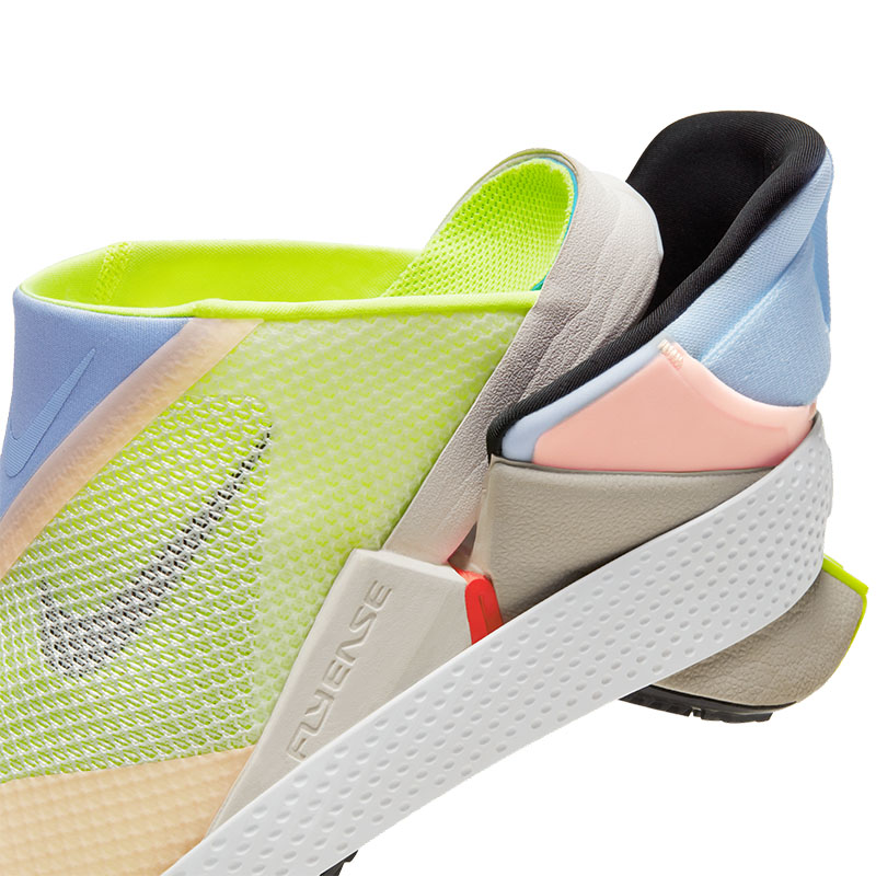 GO FlyEase, las nuevas zapatillas manos libres de Nike
