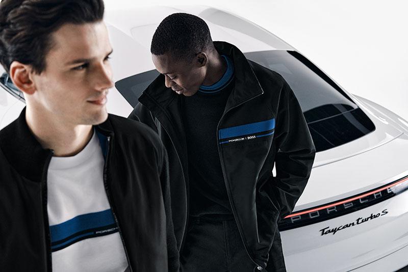 Porsche x BOSS SS21: Velocidad y diseño de vanguardia
