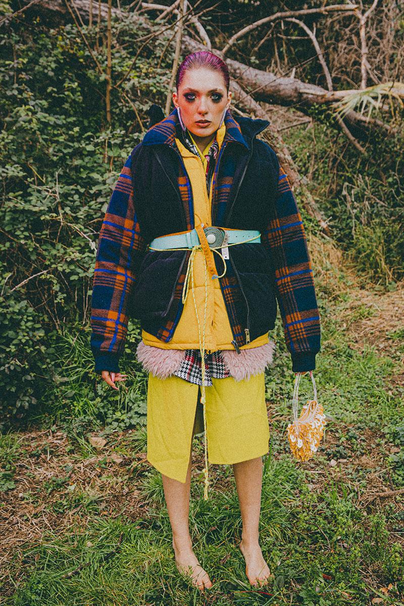2a edición del concurso de editoriales de moda x Thuya
