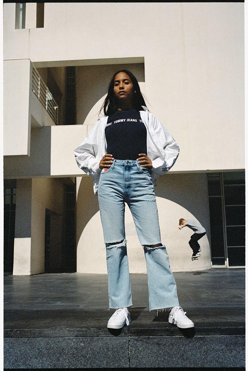 El denim reciclado protagoniza lo nuevo de Tommy Jeans