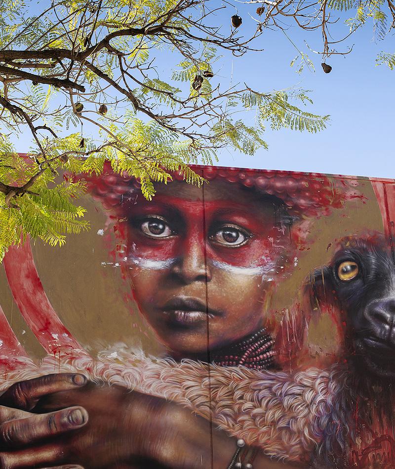 Murcia saca el arte a la calle