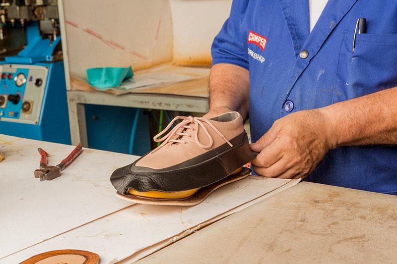 Los zapatos Recrafted de Camper SS21: Made To Walk Again