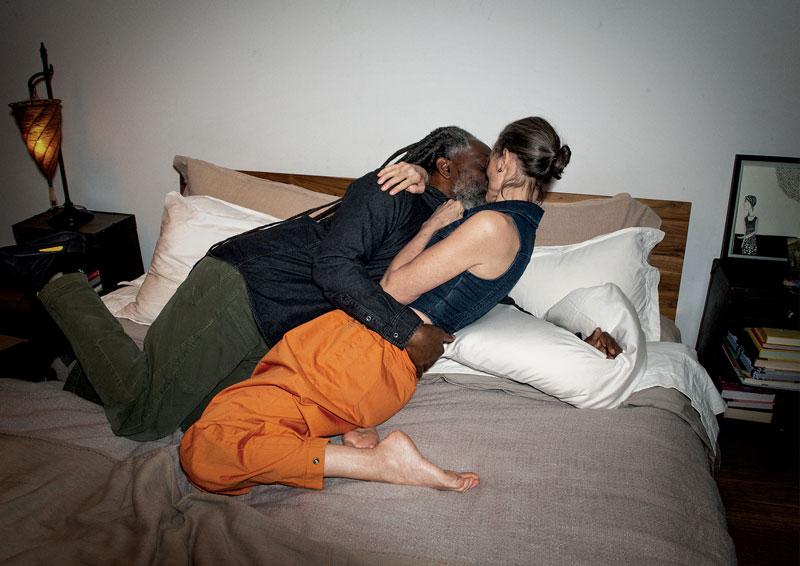 8 historias de amor en cuarentena contadas por Diesel