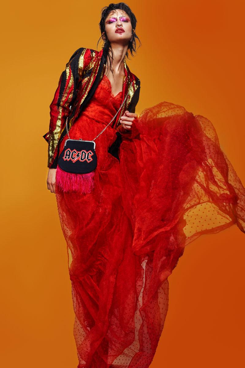Fotografía de Moda en México: Héctor Amaro y Ness de Luna