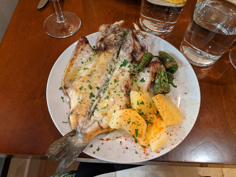 Los mejores menús del día de Madrid 2021