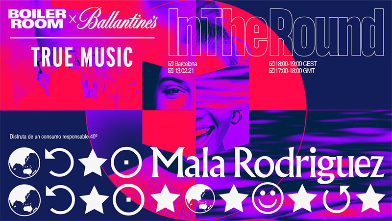Mala Rodríguez ahora es Mala: Boiler Room y tema inédito