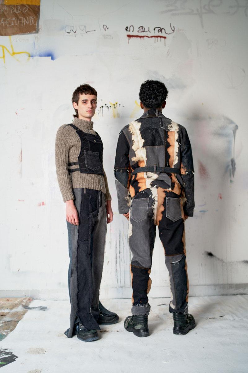 Moda Upcycling en España: Tania Marcial