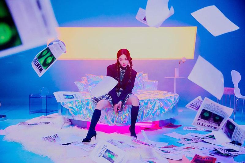 Chung Ha es la nueva artista K-Pop que está arrasando