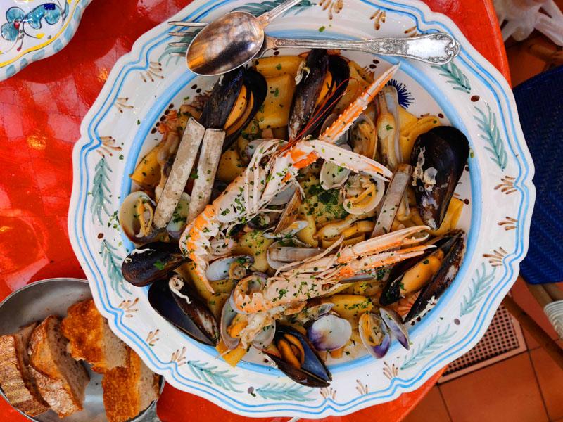 Bel Mondo, el restaurante italiano que triunfa en Madrid