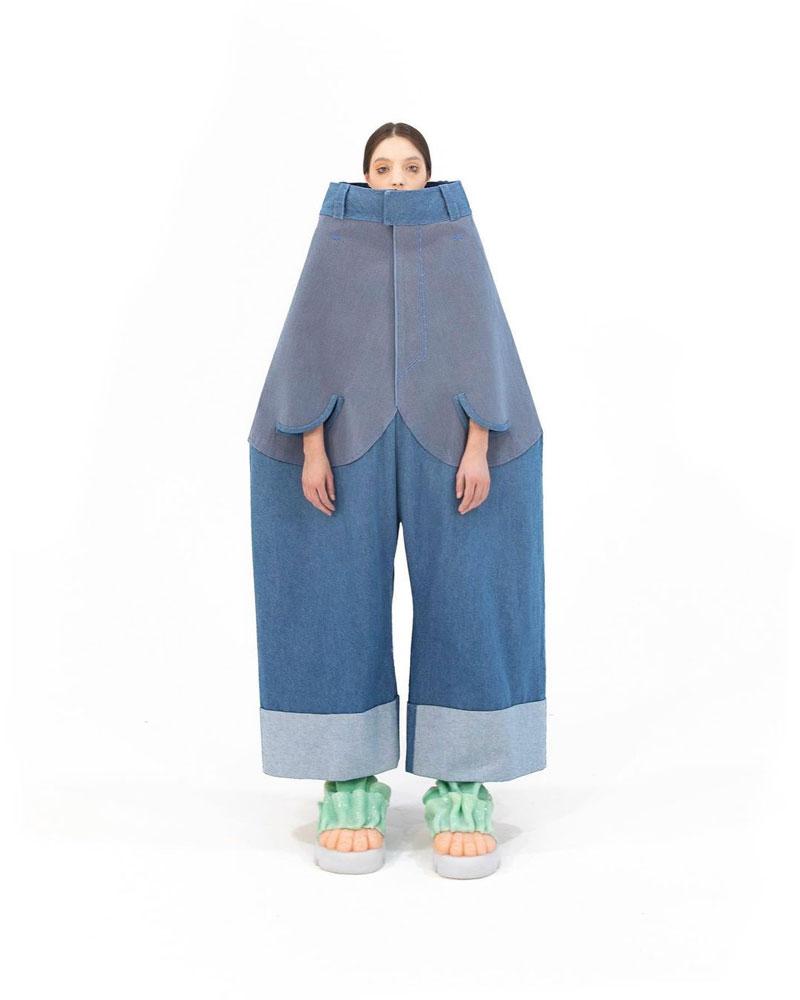 Complementos de moda de silicona por Beate Karlsson